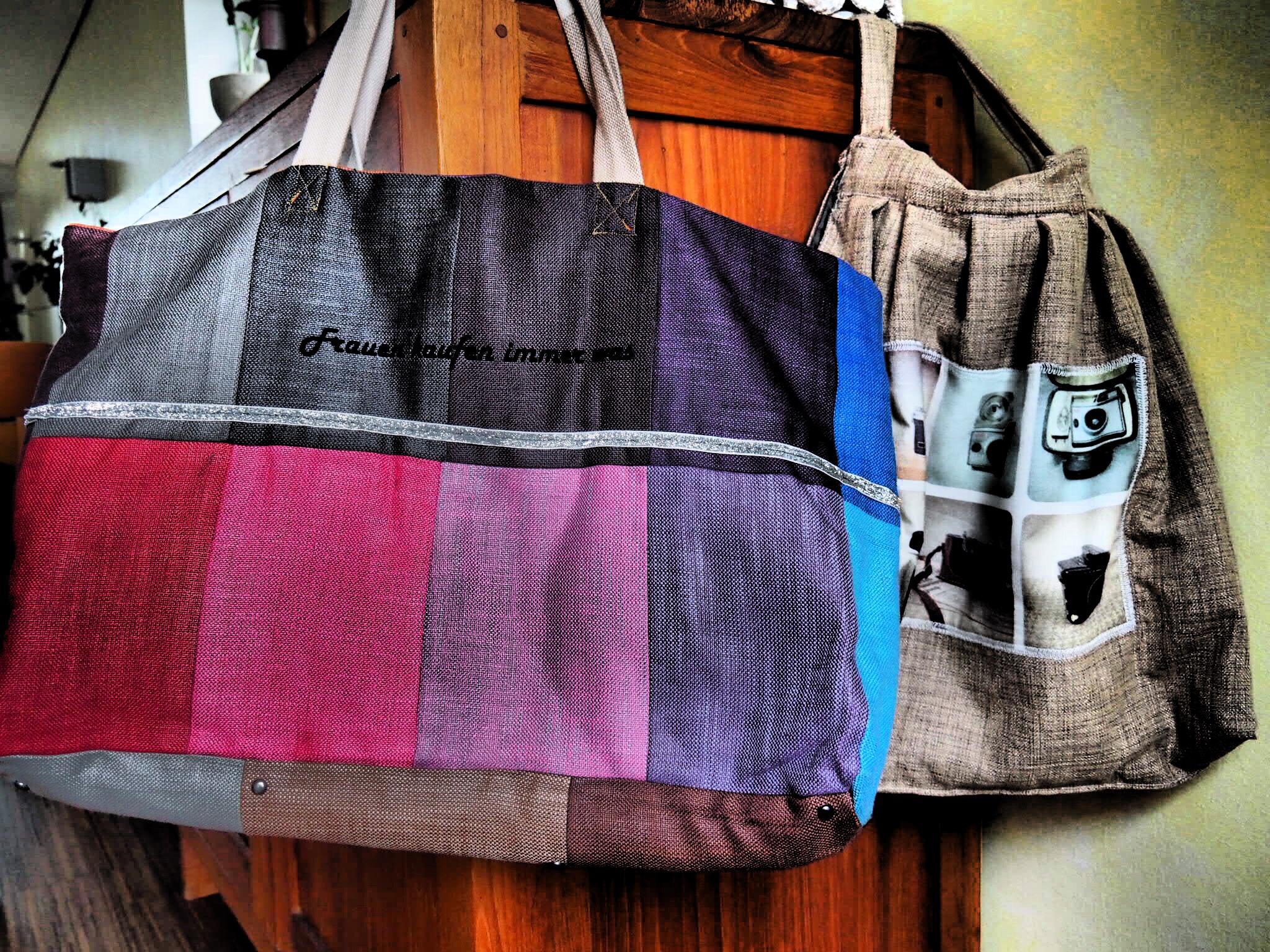 ERNSTgemachte Taschen